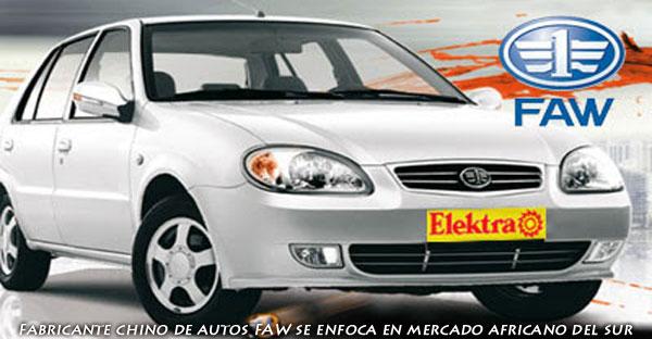 Autos Flauw : fabricante chino de autos faw se enfoca en mercado africano del sur producto chino ~ Gottalentnigeria.com Avis de Voitures
