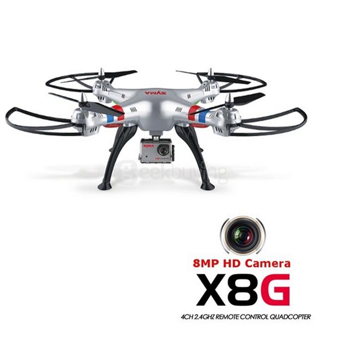 $25 for Syma X8G Quadcopter | Geekbuying.com