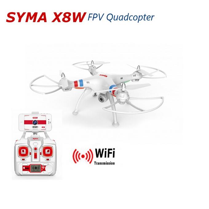 $12 off for Syma X8W RC Quadcopter | Geekbuying.com