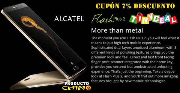 Alcatel Flash Plus 2 Comprarlo en TinyDeal