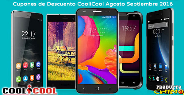 Cupones Descuento CooliCool Agosto Septiembre 2016