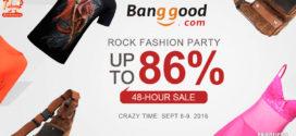 Banggood 10 Aniversario Códigos Descuento Ofertas Septiembre 2016