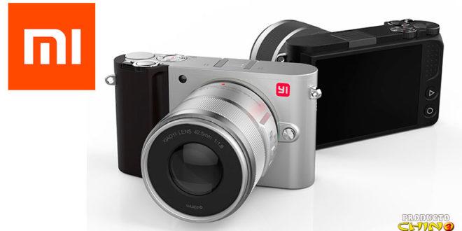 Xiaomi YI M1 20MP se lanza al mercado fotográfico