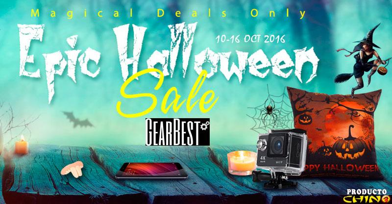 Halloween Mágicas Ofertas Octubre 2016 Gearbest