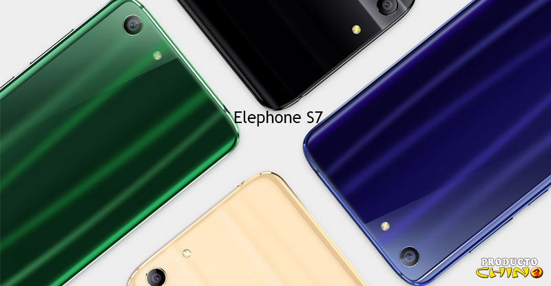 Elephone S7 Deca Core el clon del Samsung Galaxy S7 Edge