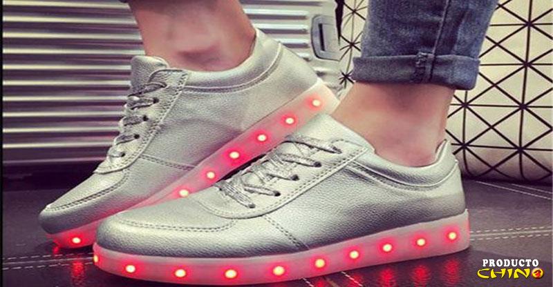 Zapatillas con luces donde comprarlas