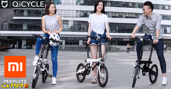 Original Xiaomi QiCYCLE - EF1