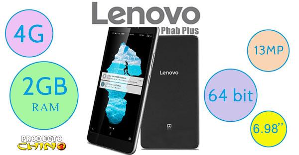 Lenovo Phab Plus, una phablet muy barata + Donde comprarlo