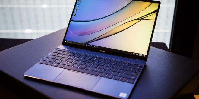 Matebook X la nueva portátil de Huawei