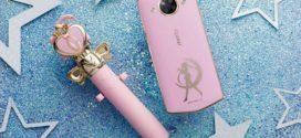 """Empresa china lanza móvil de la serie """"Sailor Moon"""""""