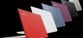 Lenovo actualiza sus portátiles IdeaPad