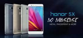 Huawei Honor 5x en Amazon a precio de China: 149 euros + envio gratis a España!
