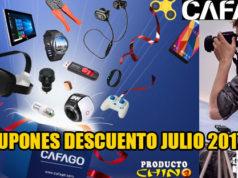 Cafago Cupones Descuento Julio 2017 | 58 Códigos disponibles!