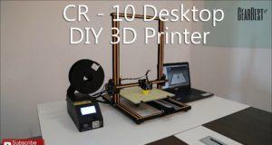 $20 Descuento para impresora de escritorio Creality3D en Gearbest
