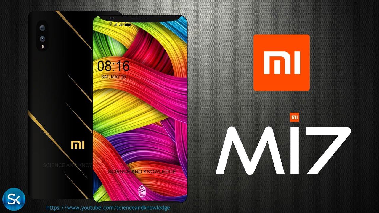 V 237 Deo Conceptual Nos Muestra El Dise 241 O De Un Xiaomi Mi 7