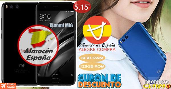 Xiaomi Mi6 6GB RAM Alegrecompra