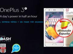 OnePlus 3T 6GB RAM Comprar Almacén España