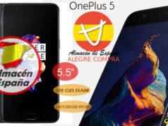 OnePlus 5 Comprar Almacén España [Alegrecompra]