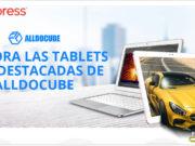 $10 Cupón Descuento Compras de Tablets ALLDOCUBE Aliexpress