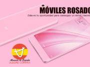 Móviles Xiaomi color rosado Alegrecompra Almacén España