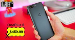 OnePlus 5 Cupón Descuento Gearbest