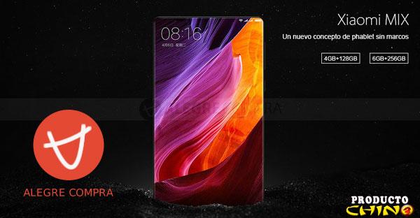 Xiaomi Mi Mix Comprar Alegrecompra [Envío Gratis]