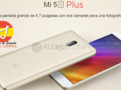 Xiaomi Mi5s Plus 4GB RAM Alegrecompra España