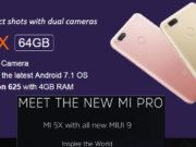 Xiaomi Mi5X Donde Comprarlo Tiendas Chinas