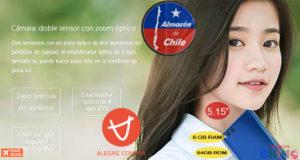 Xiaomi Mi6 6GB RAM Alegrecompra Chile [Envío Gratis]