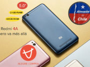 Xiaomi Redmi 4A 2GB RAM Alegrecompra Chile