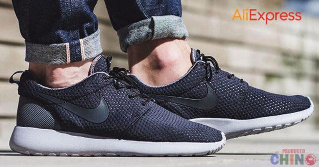 Comprar zapatillas originales Nike en AliExpress
