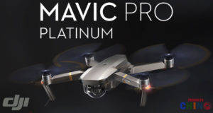 Nuevo DJI Mavic Pro Patinum