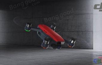25% Descuento para Drone DJI Spark en Banggood