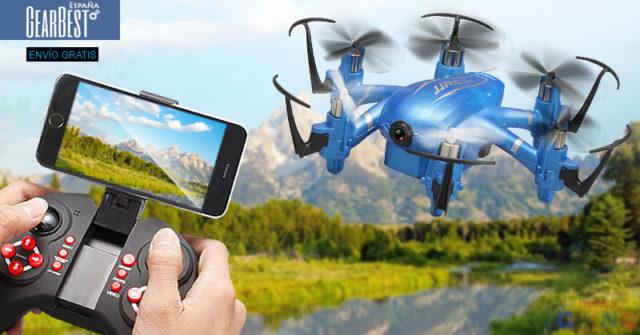 Drones Chinos Baratos Gearbest España Septiembre 2017