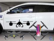 Pegatinas para Drones ¿Donde comprarlos?