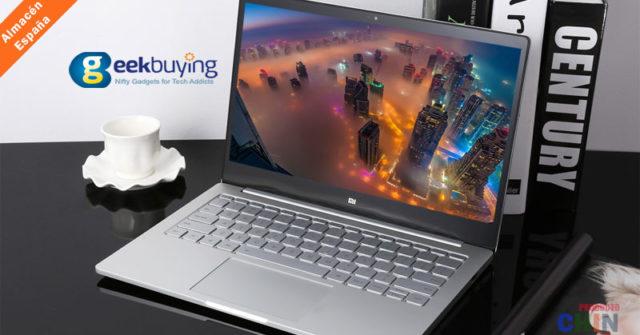 Oferta para Laptop Xiaomi Air 13 Geekbuying España