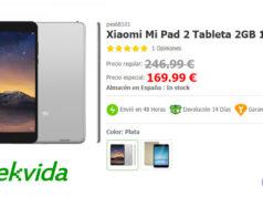 Xiaomi Mi Pad 2 Oferta Geekvida España