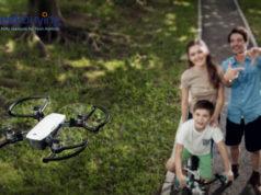 $100 de descuento para Drone DJI Spark Geekbuying