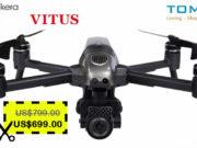Solo $699 para Drone Walkera VITUS 320 en Tomtop