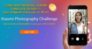 Concurso mundial de fotografía Xiaomi ofrece USD 30,000 al ganador