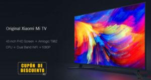 Xiaomi lanza Mi TV 4C + Cupones para Xiaomi Mi TV 4A