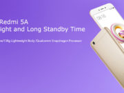 Xiaomi Redmi 5A salió a la venta en China