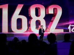 Alibaba vendió el 11.11 por valor de $us 25.000 millones