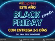 Black Friday 2017 Aliexpress Plaza España | 24 al 28 Nov