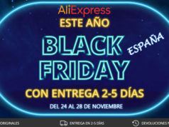Black Friday 2017 Aliexpress Plaza España | 24 al 28 Nov