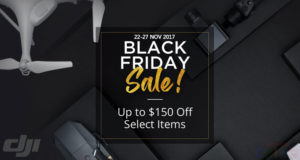 Black Friday DJI 2017