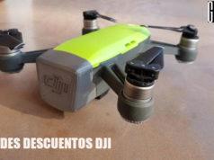 Drones DJI Grandes Descuentos Noviembre 2017