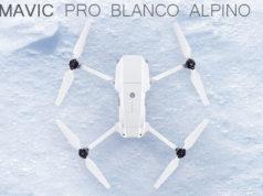 Pack Mavic Pro Blanco Alpino Edición Limitada ¡Ahora a la venta!