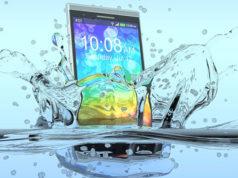 Xiaomi Mi7 con carga QI pero ¿Será a prueba de agua?