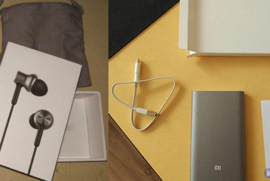 Xiaomi lanza cinco nuevos productos